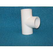 Tee SxSxS Sch 40 PVC